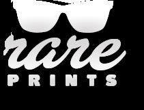 Rare Prints logo