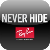 Icône Ray-Ban Never Hide Application