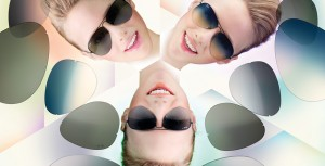 Ray-Ban Flip Out Collection visuel