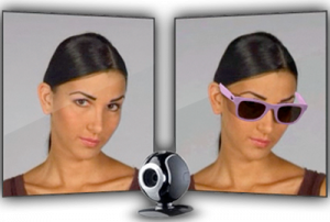 Ray-Ban Virtual Mirror essayage