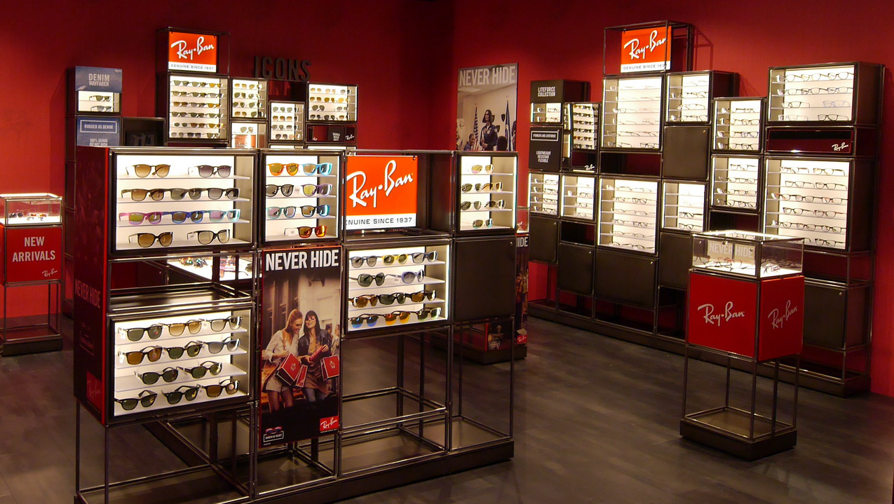 ray ban store in new york city